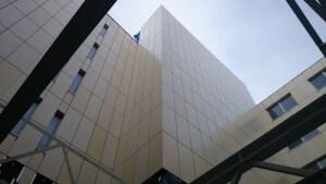 Elewacje Hilton kraków 2